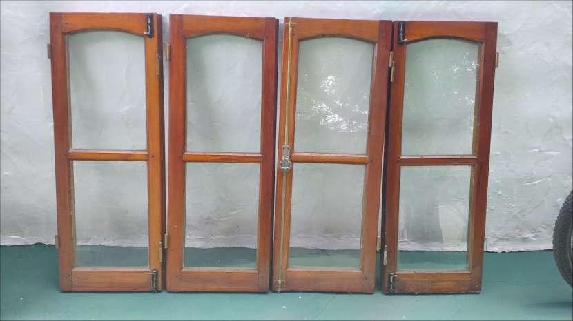 Puerta ventana + puerta persiana + ventana - 6
