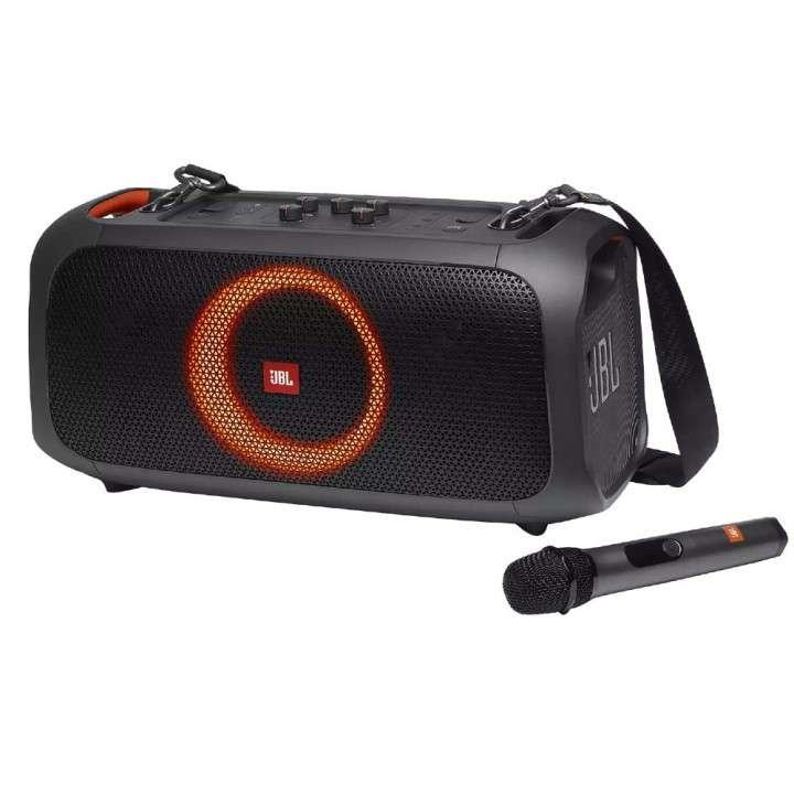 Speaker JBL PartyBox On The Go Bivolt - 0