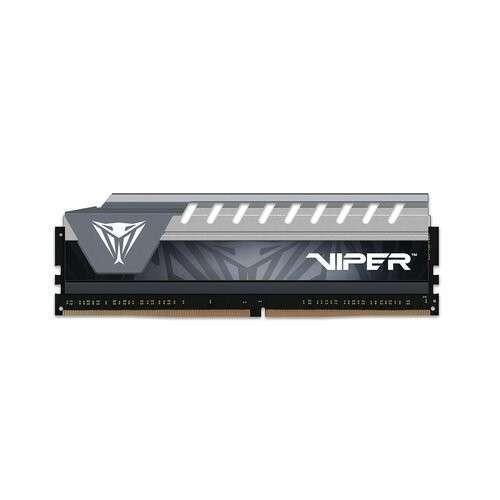 Memoria RAM DDR4 8GB 2666 Patriot Viper Elite PVE48G266C6 - 0