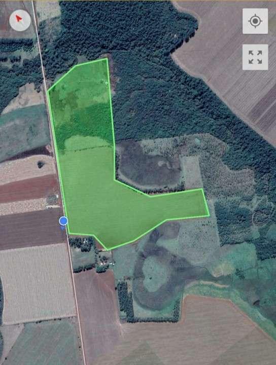 Terreno de 30 hectáreas km 37 Colonia Yguazú - 0