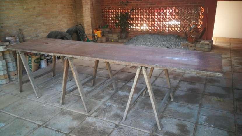 Tablón madera pesada 3.00x0.80 mts - 3