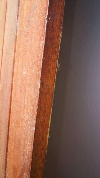Puerta de madera maciza 2.10 x 0.80 - 2