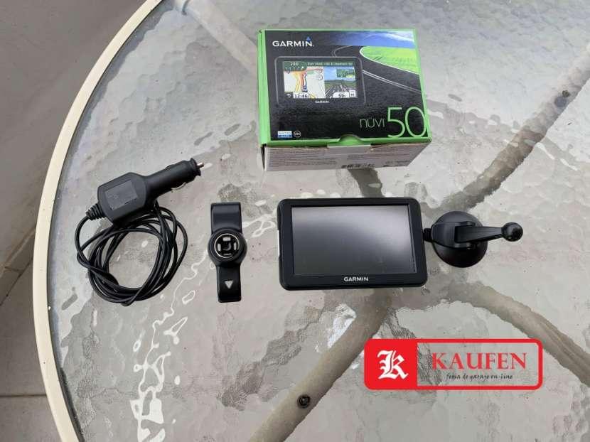 GPS Garmin Nuvi 50 - 1