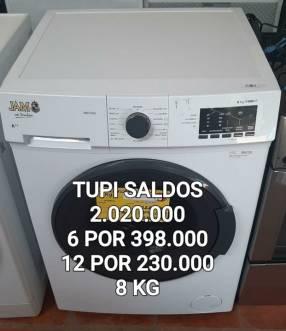Lavarropas automático Jam 8 kilos