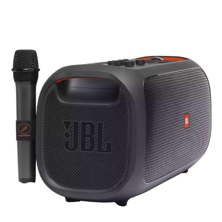 Speaker JBL PartyBox On The Go Bivolt - 5