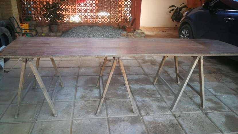 Tablón madera pesada 3.00x0.80 mts - 4