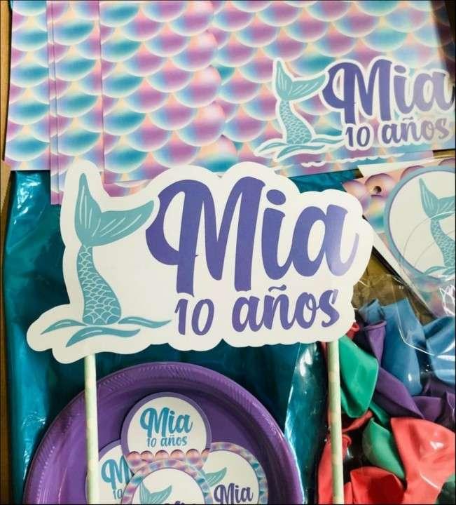 Kits de cumpleaños y escolares - 2