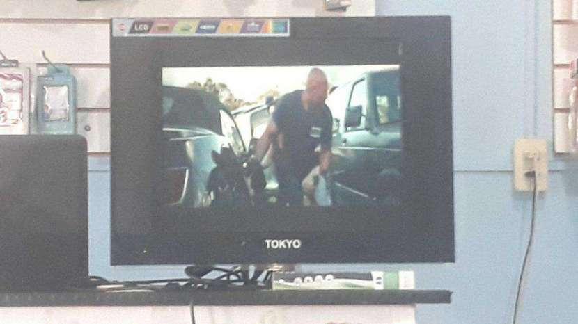 Tv lcd Tokyo 21 pulgadas - 2