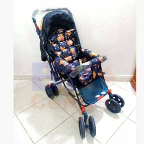 Carrito para bebé Smarkids azul baby 2723