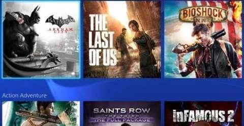 Carga de juegos PS4 - 2