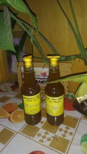 Miel de abeja puro