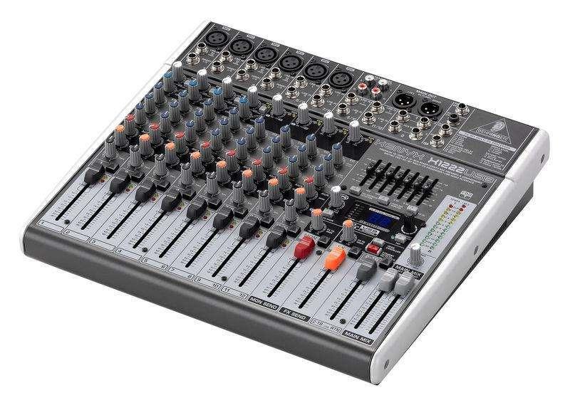Consola Behringer Xenyx X1222USB - 1