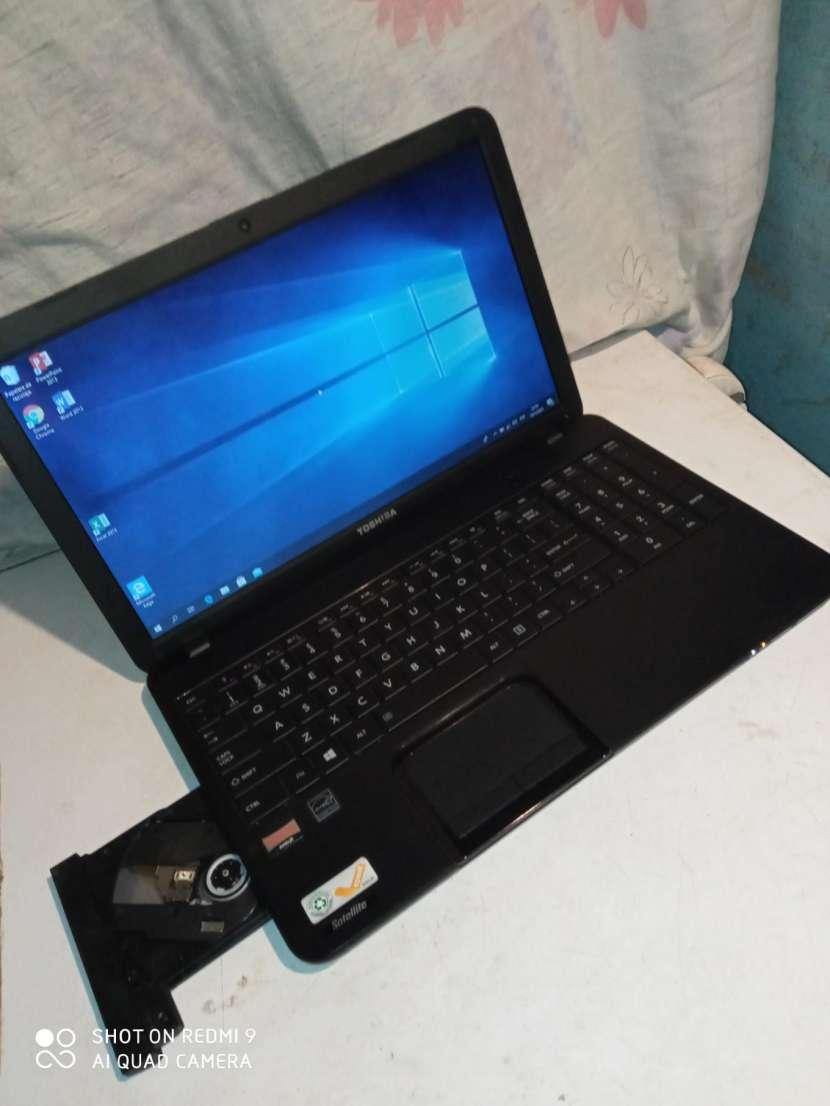 Notebook Toshiba - 3