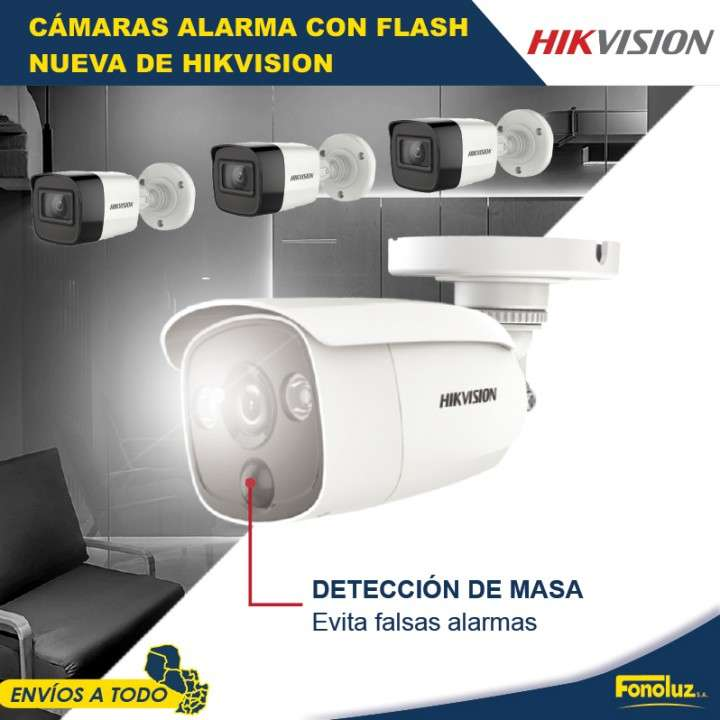 Kit de cámaras Hikvision PIR - 0