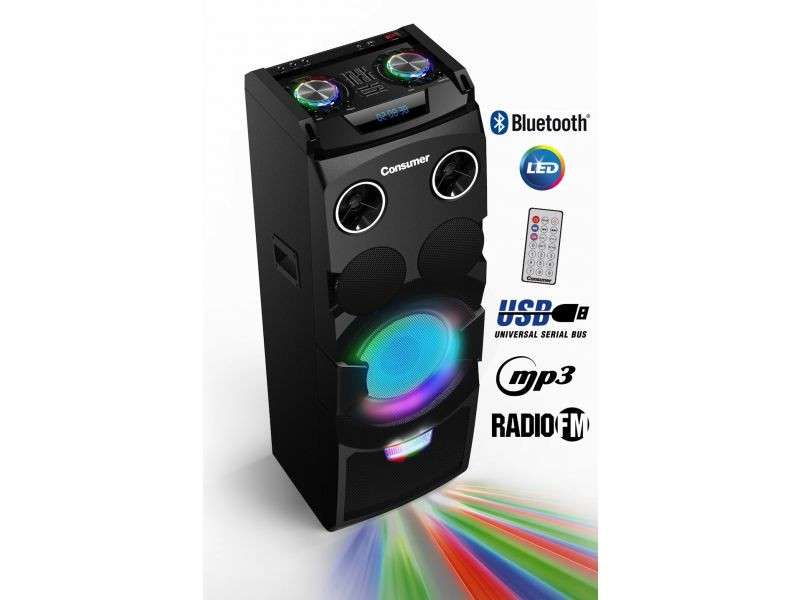 Sistema de audio CMR-SPK 1000W - 0