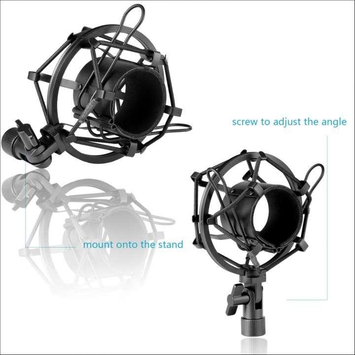 Soporte araña para micrófono - 0