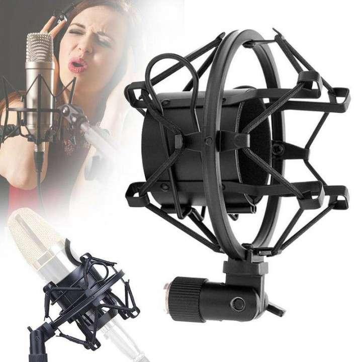 Soporte araña para micrófono - 1