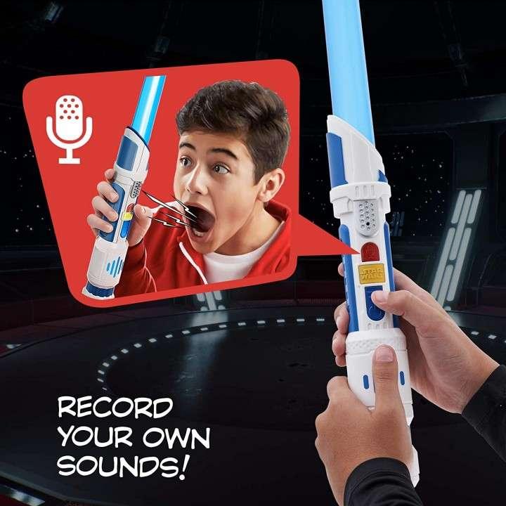 Sable de luz Star Wars luces y sonido - 3