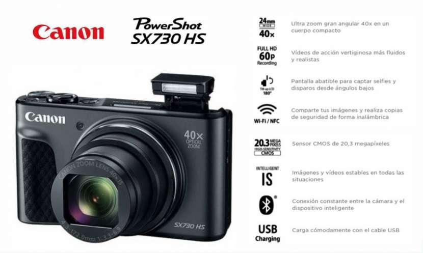 Cámara Canon PowerShot SX730 HS - 0