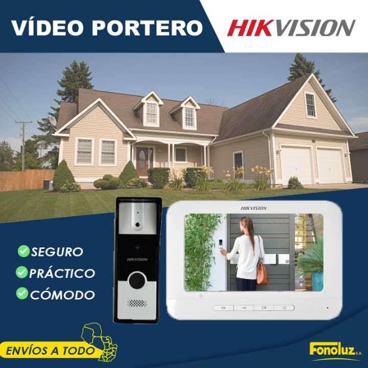 Vídeo portero Hikvision - 0