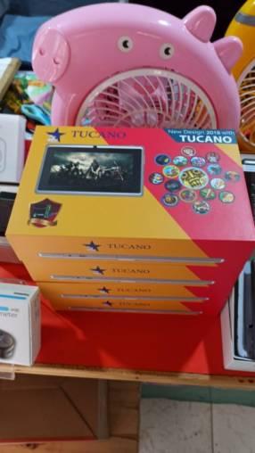 Tablet Tucano para niños