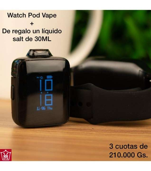 Watch pod vape ne - 1