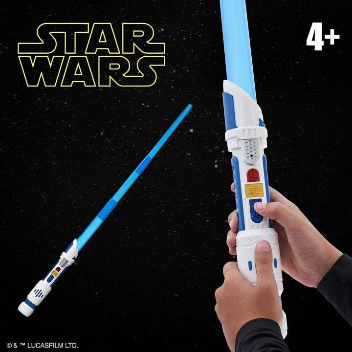 Sable de luz Star Wars luces y sonido - 4