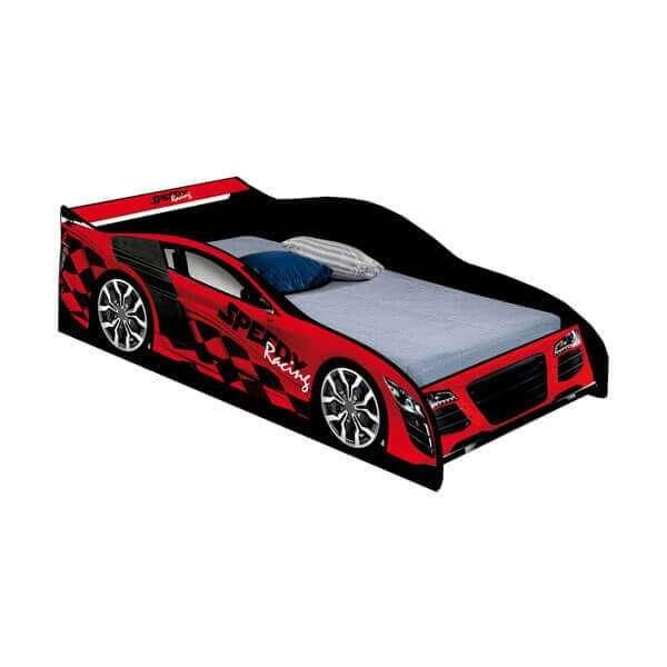 Cama auto speed racing Abba - 1