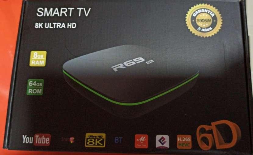 Vendo Nuevo Smart TV Box R69 8K Ultra HD - 0