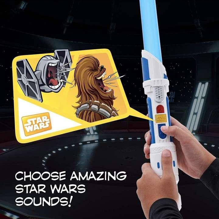 Sable de luz Star Wars luces y sonido - 2