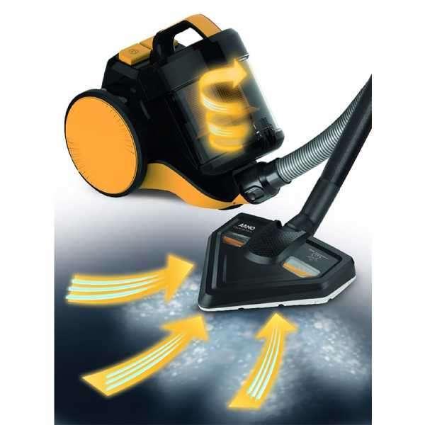 Aspiradora Arno 1.200W Cleaner Cyclonic Force - 1