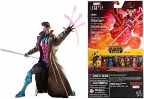 Hasbro Marvel Legends Xmen Gambito