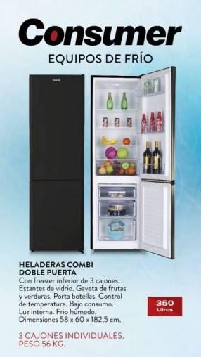 Heladera Combi