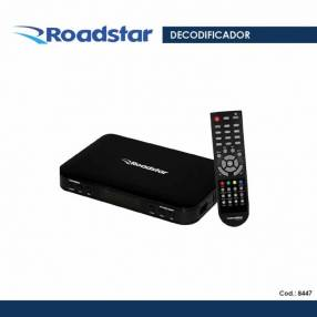 Conversor de TV analógico a digital HD