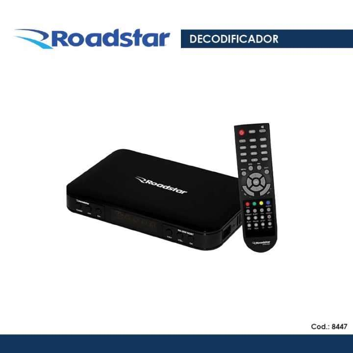 Conversor de TV analógico a digital HD - 0