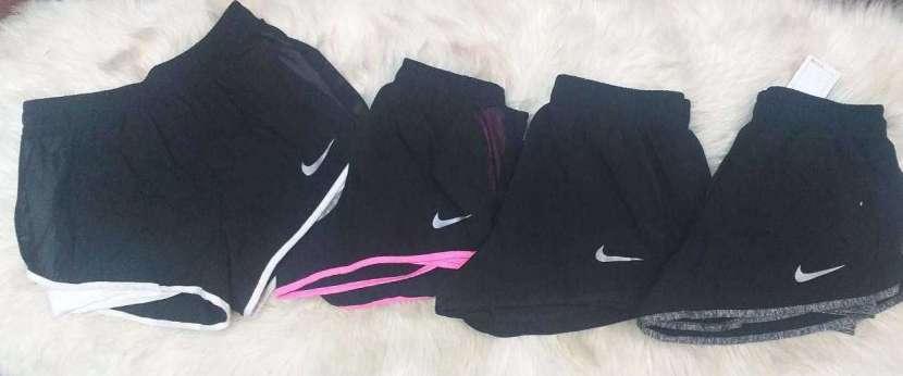 Shorts deportivos para damas - 0
