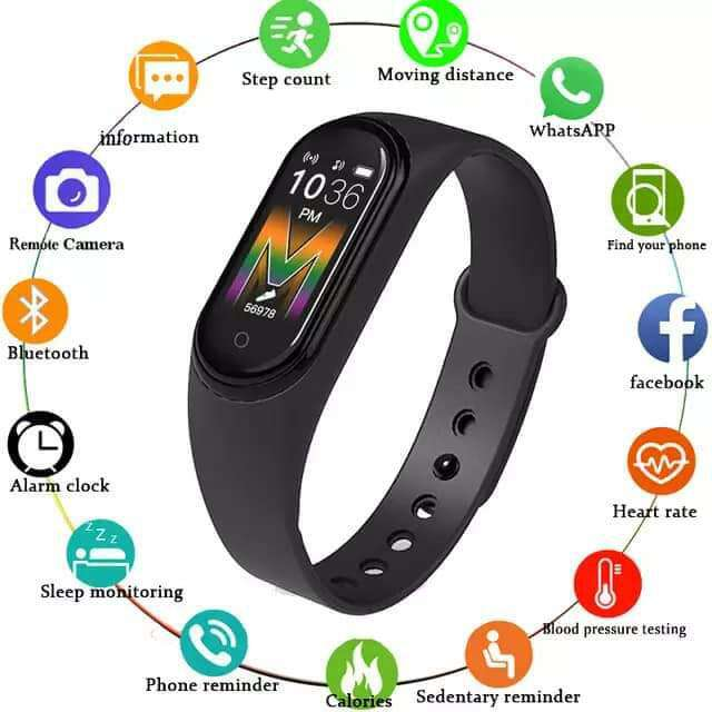 Smart bracelet M5 - 0
