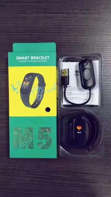 Smart bracelet M5 - 2