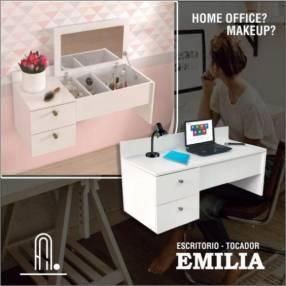 Tocador colgante Emilia blanco Altezza