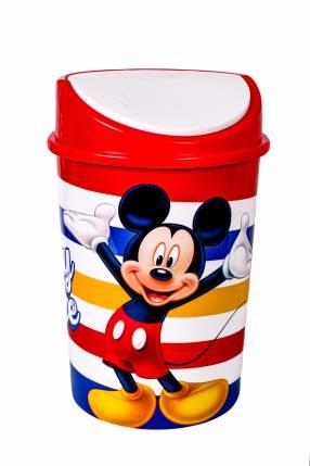 Papelera con Tapa de Mickey Mouse