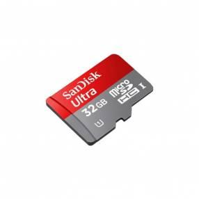 Memoria micro sd 32gb sandisk clase 10