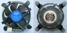 Cooler intel 1150/1151