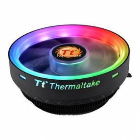 Cooler p/cpu thermaltake ux100 argb cl-p064-al12sw-a