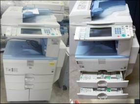 Máquinas fotocopiadoras