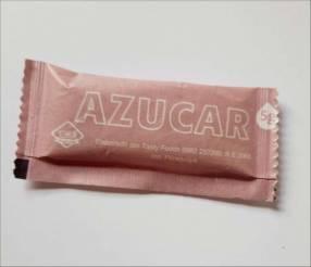 Azúcar en sobre de 5 gramos