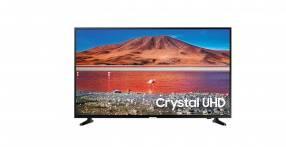 Smart tv UHD 4K Crystal Display TU709 de 43 pulgadas