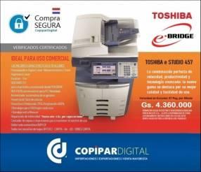 Fotocopiadora Multifuncional Comercial Toshiba
