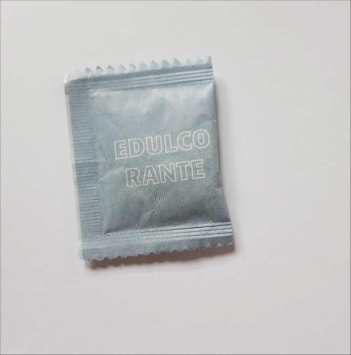 Edulcorante sucralosa en sobres de 1 gramo - 0