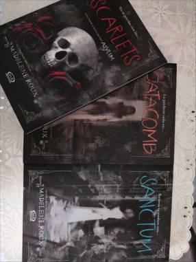 Libro Saga Asylum - Madeleine Roux