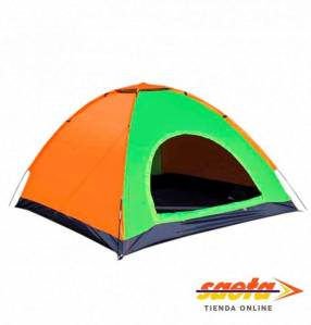 Carpa para camping 200x200x135 cm